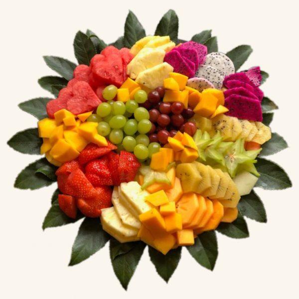 מגש פירות HAPPY VALENTINES 2020
