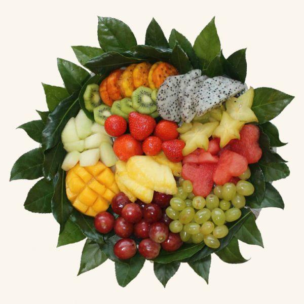 פרי היופי מגש פירות משפחתי