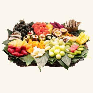 סלסלת פירות יופי טרופי