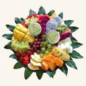 פרי היופי אקזוטי