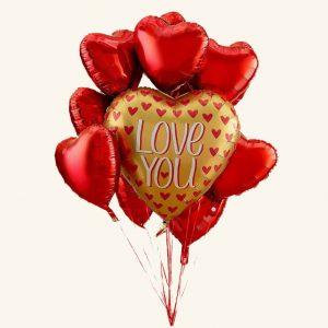 יופי הבלון Valentine's Day