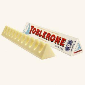 שוקולד טובלרון לבן