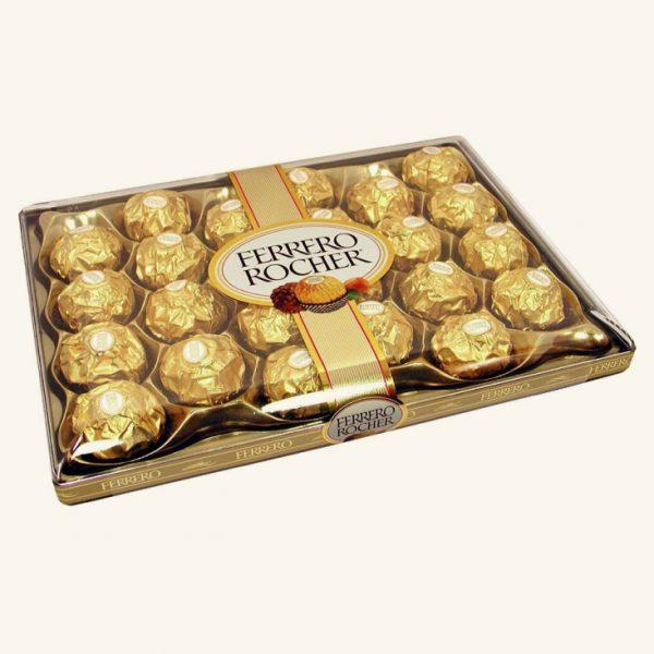 שוקולד פררו רושה