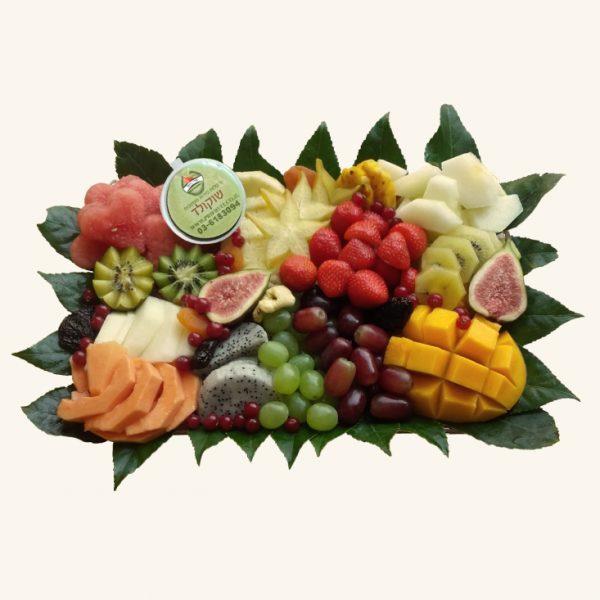 פרי היופי מגש פירות אקזוטי