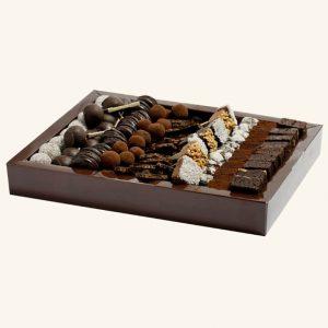 מארז שוקולדים פרי היופי